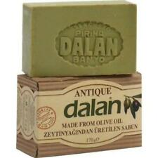 Dalan Natural Olive Oil Soap,Vegan Soap, Olive Oil,100% Pure, Eczama, Pack of 5