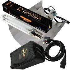 250w Grow Light Kit Omega PRO-V Ballast, HPS Dual Spectrum Lamp, Reflector Shade