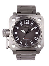 WATCH UNIT MEN'S WATCH WEAPON SILVER