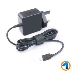 Power Adapter For ASUS E200 E200H E200HA E202SA T100Ha TP200S TP200SA Charger