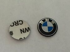 LOGO ADESIVI PER CHIAVE BMW Serie 1 3 5 X6 7 E90 E93 E92 M3 M5 X3 X5 Z4 Serie F