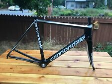 Cannondale Super Six 56cm Road Bike Frame and Fork, supersix carbon fiber