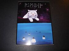 RIPNDIP Skate Sticker NERMAL WORSHIP rip n dip skateboards helmets decal