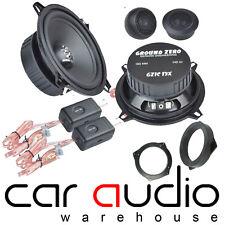 BMW Mini Cooper S GROUND ZERO 280 Watts Component Front Door Car Speakers Kit