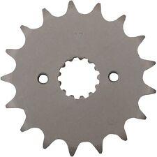 Parts Unlimited - 13144-1009 - Steel Front Sprocket, 17T Kawasaki,Suzuki VN 800