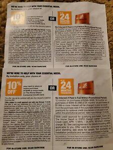 WOW! *** Home Depot 10% Off Coupon-Expires Nov. 4, 2020