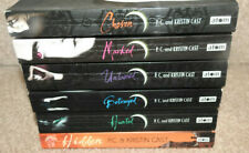 PC & Kristin Cast - x6 Book Bundle - House Of Night - Young Adult / Paranormal