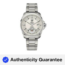 Tag Heuer WAV511B.BA0900 Grand Carrera Men's Automatic Stainless Steel Watch