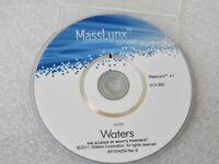 WATERS 667004259 MASSLYNX 4.1 SOFTWARE DVD-ROM SCN 805