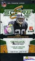 2008 Score Football Factory Sealed Blaster Box-1 RC+Glossy Per Pack!