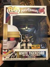 Funko POP! Television ~ WHITE TIGERZORD (#668) VINYL FIGURE ~ MMPR Power Rangers