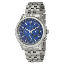 Citizen Calendrier Dark Blue Dial Mens Watch BU2021-51L