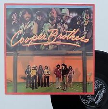 """Vinyle 33T Cooper Brothers   """"Cooper Brothers"""""""