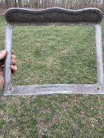 Antique Car Window Aluminum Frame Perfection Windshield Co Model T A Hot Rat Rod