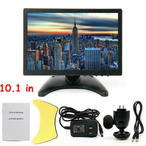 10.1''TFT LCD Color HDMI Monitor Screen Video For PC CCTV DVR Camera Security