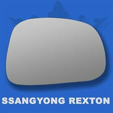 Ssangyong Rexton 2013-2017 Flat Wing Mirror Glass For Right Driver Side