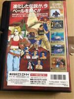 NEO GEO AES FATAL FURY 3 Garou Densetsu Neogeo SNK JAPAN free Shipping
