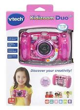 NEW VTECH - KIDIZOOM DUO 5.0 PINK CAMERA 507153