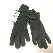 The Children's Place Kids Gloves Fleece Boys Girls Size S-M 4-7 Years Gray New