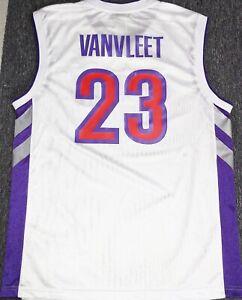 VTG/RETRO-NWT-XL FRED VANVLEET TORONTO RAPTORS CIRCA 1999-200 REEBOK NBA JERSEY