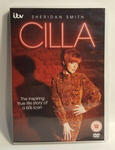 Cilla DVD (2014) Sheridan Smith as Cilla Black . GENUINE UK R2 DVD #FAB