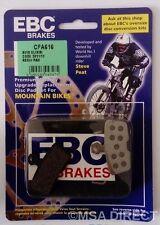 Avid Código/Code R (2011ON) EBC Resina Bicicleta de montaña Pastillas Frenos (