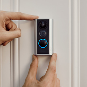 Ring Door View Cam with Peephole and Rechargeable Battery - Special Offer