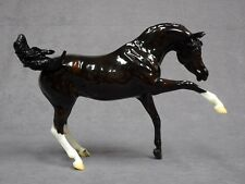 Breyer * Ganache * 711223 Breyerfest Glossy Arabian LE Traditional Model Horse