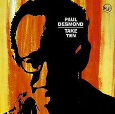 Take Ten - Paul Desmond (2015, CD NIEUW)
