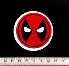 Deadpool Sticker Laptop iPad Decal Phone Notebook Skateboard Stickerbomb Marvel