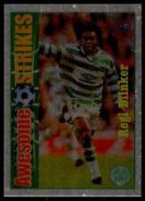 Futera Celtic Fans' Selection 1997-1998 (Chrome) Regi Blinker #55