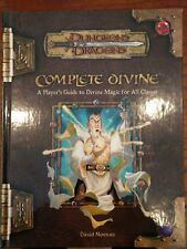 Complete Divine- Dungeons and Dragons v3.5 - 2004 Print ISBN:9780786932726