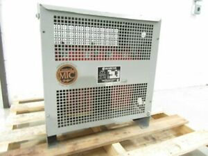 MT30H4Marcus TRANSFORMER 3 PHASE 30kva 208v Outfeed 480/277 V (Used Tested)