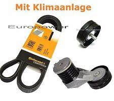 Keilrippenriemen - Satz+ Riemenspanner Für VW BORA GOLF IV 1.4-1.6 16V Neu