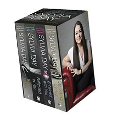 Sylvia Day 4 Books Collection Box Set (Bared to You,Reflected in You)  Paperback