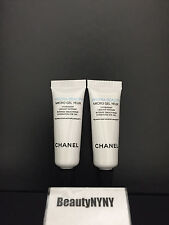 2 x Chanel Hydra Beauty Micro Gel Yeux Intense Eye Gel 3ml / 0.1oz each