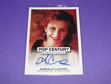 2013 Pop Century GABRIELLE CARTERIS Autograph SP - Beverly Hills 90210 My Alibi