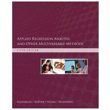 Applied Regression Analysis and Other Multivariable Methods by Lawrence L....