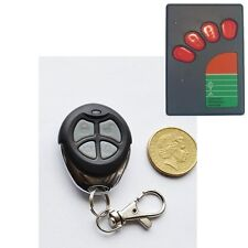 Garage Door Remote Control Compatible With RED BUTTON ATA TX-5 Transmitter