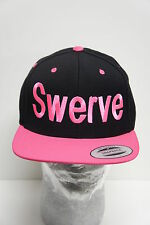 Vintage Swerve Snapback Hat