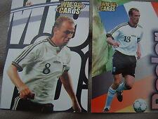 WM 98 Card-s Karte DFB Deutsche Fussball Nationalmannschaft MARIO BASLER 2