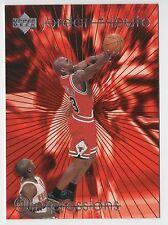 Michael Jordan 1997 UD TRIBUTE IMPRESSIONS EYE POPPING Basketball Card #MJ55