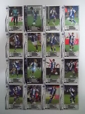 Panini WCCF 2009-10Porto Complete 16 cards set