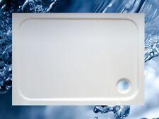 Duschbecken 1000x700 mm bzw. 700x1000 mm superflach / Duschwanne 100x70 cm bzw.