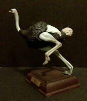 Kitan Club Nature Techni (like Kaiyodo) Savannah Male Ostrich Figure