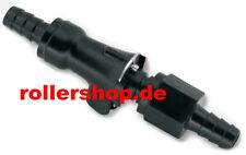 Benzinschlauch-Schnellkupplung für 8mm Schlauch