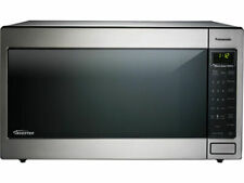 Panasonic NN-SN975 2.2 Cu. Ft. 1250 NEW BAD BOX l Inverter Microwave Oven