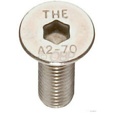 inc washers BW 6 x Button Head Bolts for SHIMANO SPD-SL /& LOOK KEO Cleats