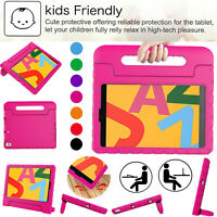 For iPad 10.2 8th Gen (2020) Handle Case EVA Foam Kids Shockproof Stand Cover UK