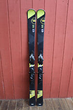 Rossignol Experience 84 Carbon E84 162 cm. Downhill Skis Salomon Demo Bindings